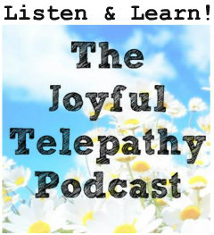 joyful telepathy podcast kate sitka