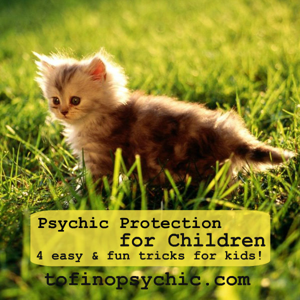Ep.18 Psychic Protection for Children