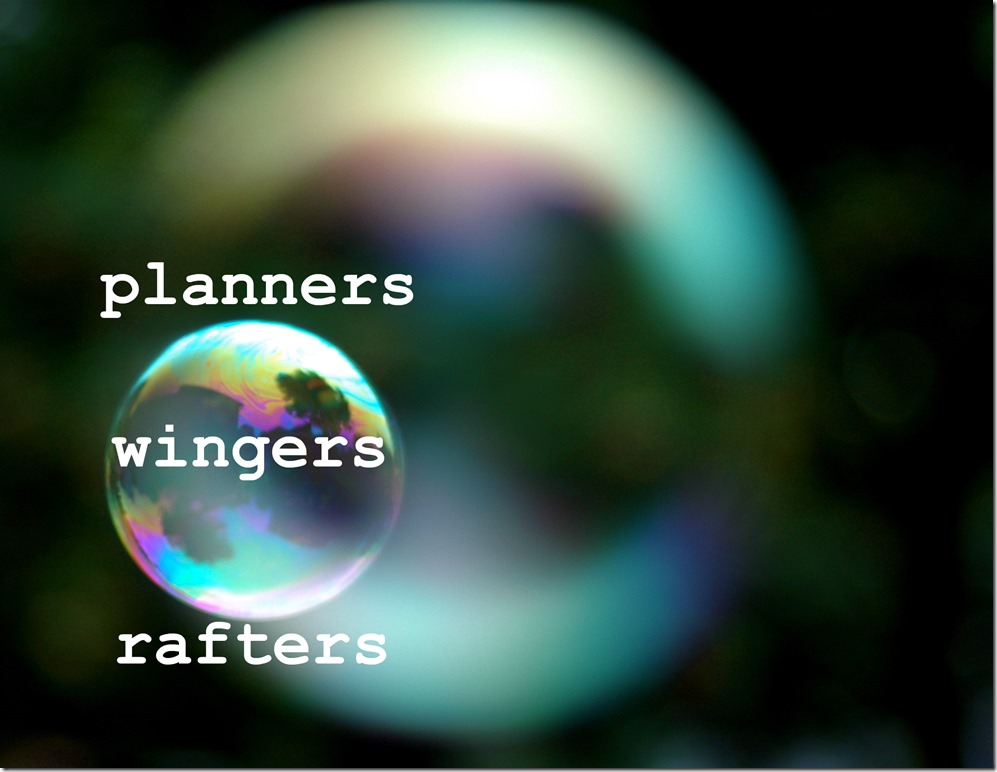 Rafters–Angels on Earth