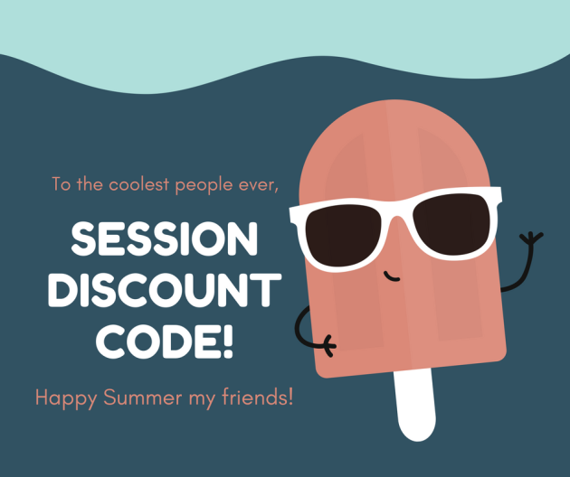 session discount